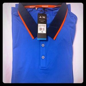 Men's   Climacool Adidas Polo   XL   NWT
